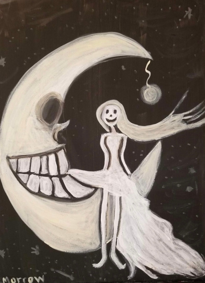 naughty moon